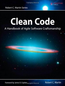 Clean Code Textbook Cover