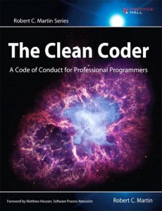 The Clean Coder Textbook Cover